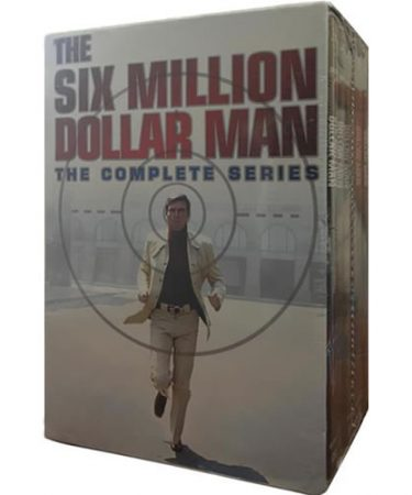 The Six Million Dollar Man DVD Box Set