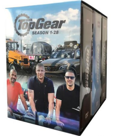 Top Gear Season 1-28 DVD Pack