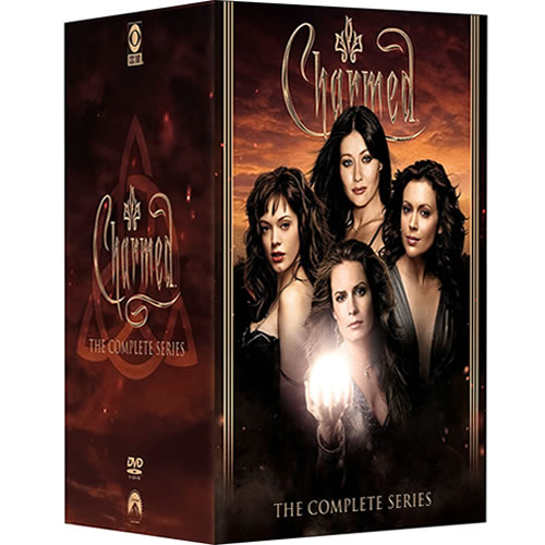 Charmed DVD Box Set Complete Series for Sale