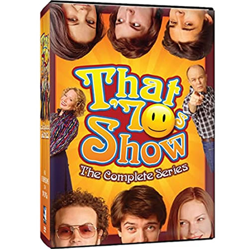 That 70s show DVD Box Set Complete Series for Sale