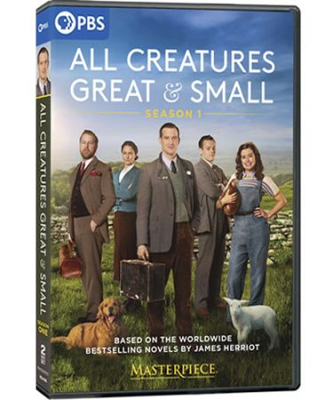 Buy All Creatures Great and Small Season 1 DVD
