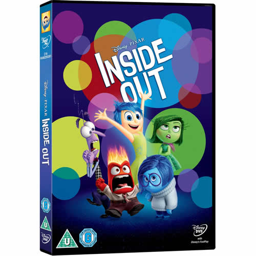 Inside Out DVD