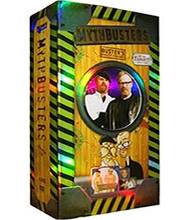 MythBusters DVD Box Set Complete Series for Sale