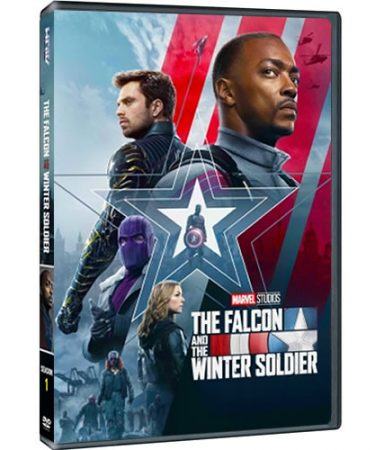The Falcon and the Winter Soldier DVD