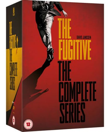 The Fugitive DVD Box Set Complete Series for Sale