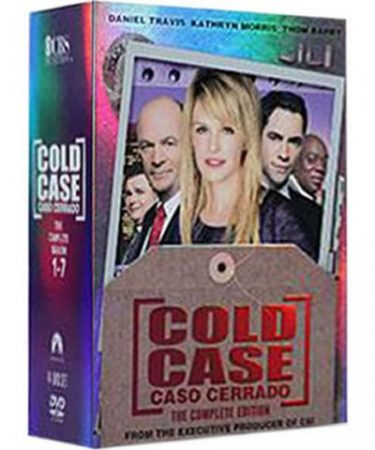 Cold Case DVD Box Set Complete Series for Sale
