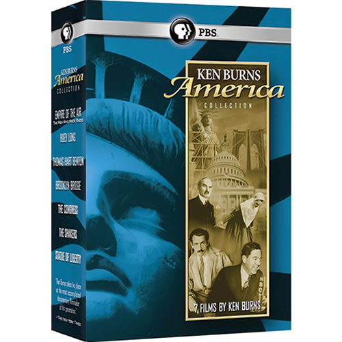Ken Burns America Collection DVD for Sale