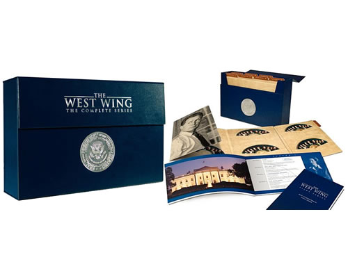 The West Wing DVD Box Set Complete Series for Sale