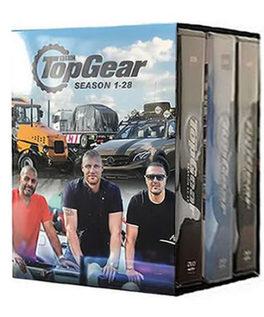 Top Gear DVD Box Set Complete Series for Sale