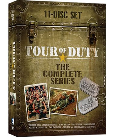 Tour of Duty DVD Box Set Complete Series for Sale