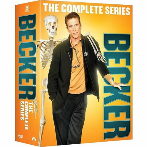 Becker DVD Box Set Complete Series for Sale