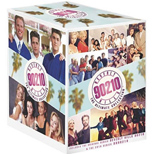 Beverly Hills 90210: The Ultimate Collection DVD for Sale