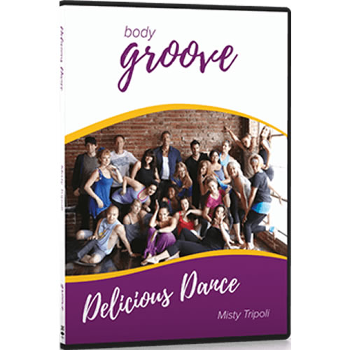 Body Groove: Delicious Dance DVD for Sale