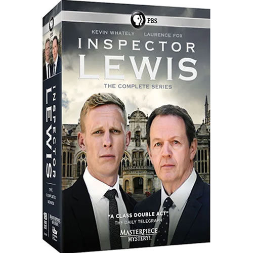 Inspector Lewis DVD Box Set Complete Series for Sale