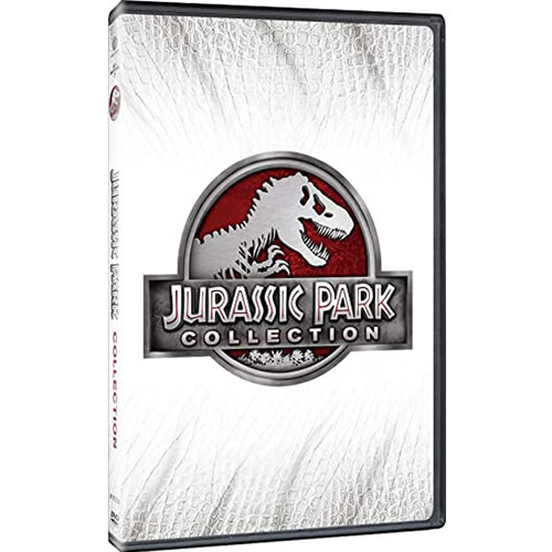Jurassic Park Collection DVD for Sale