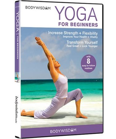 Yoga For Beginners DVD for Sale