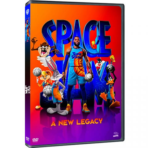 Space Jam: A New Legacy DVD for Sale