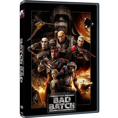 Star Wars: The Bad Batch DVD for Sale